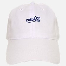 ChilLAXin Baseball Baseball Cap