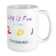 Teterboro Mug