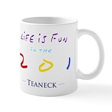 Teaneck Mug