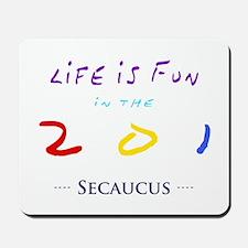 Secaucus Mousepad