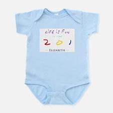 Elizabeth Infant Bodysuit