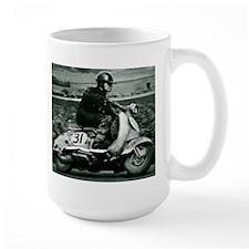 Scooter Race Mug
