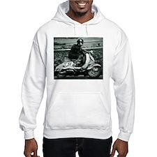 Scooter Race Hoodie