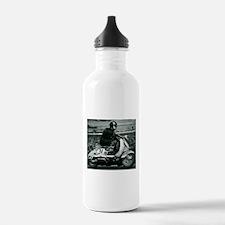 Scooter Race Water Bottle