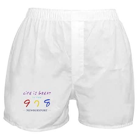 Newburyport Boxer Shorts