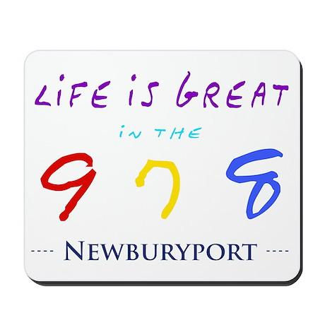 Newburyport Mousepad