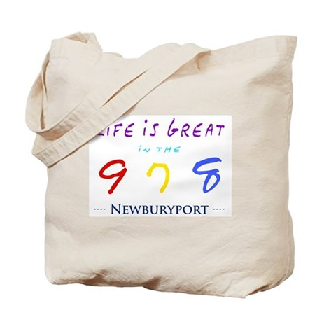 Newburyport Tote Bag