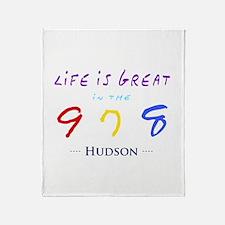 Hudson Throw Blanket