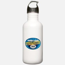 OUTERBANXIOUS Water Bottle