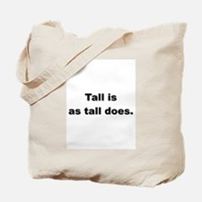 Cute Run forest Tote Bag