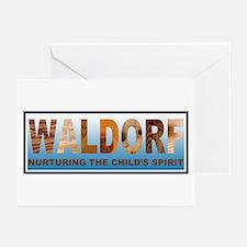 Waldorf Greeting Cards (Pk of 10)