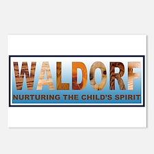 Waldorf Postcards (Package of 8)