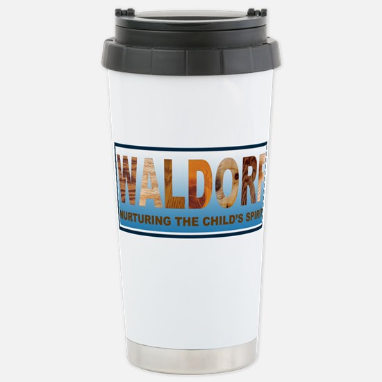 Waldorf Stainless Steel Travel Mug