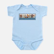 Waldorf Infant Bodysuit