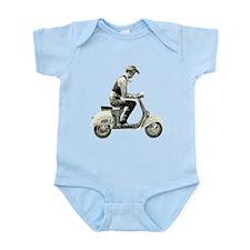 Scooter Cowboy! Infant Bodysuit