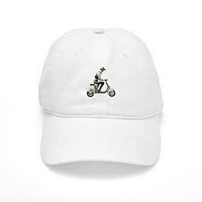 Scooter Cowboy! Baseball Cap