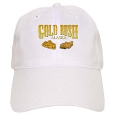 Gold Rush Baseball Cap
