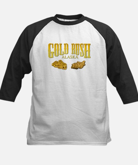 Gold Rush Kids Baseball Jersey