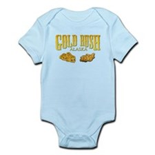 Gold Rush Infant Bodysuit