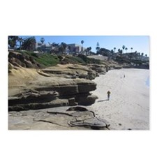 w1se Sunny Diego Day Postcards (Package of 8)