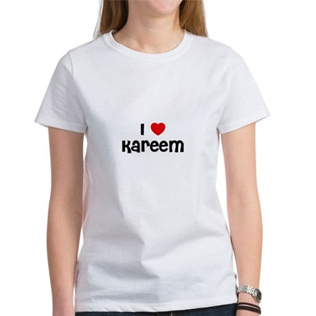I * Kareem Women's T-Shirt