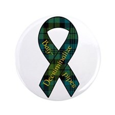 "Decriminalize Bagpipes 3.5"" Button"