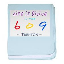 Trenton baby blanket