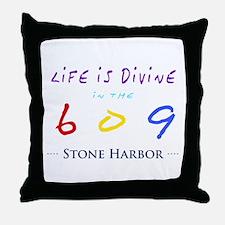 Stone Harbor Throw Pillow