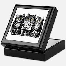 Sarah Hates Cats Keepsake Box