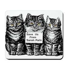 Save Us! Mousepad