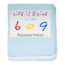 Pleasantville baby blanket