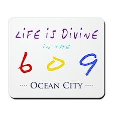 Ocean City Mousepad