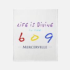 Mercerville Throw Blanket