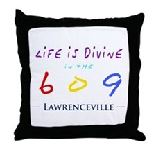 Lawrenceville Throw Pillow