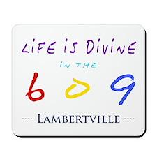 Lambertville Mousepad