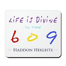 Haddon Heights Mousepad