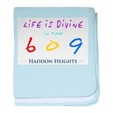 Haddon Heights baby blanket