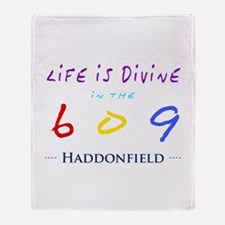 Haddonfield Throw Blanket
