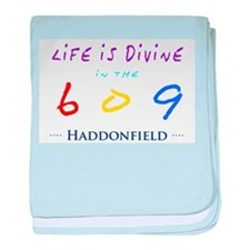 Haddonfield baby blanket