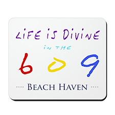 Beach Haven Mousepad