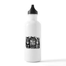 Sarah Hates Us Water Bottle