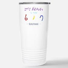 Southie / South Boston Stainless Steel Travel Mug