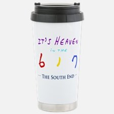 The South End Stainless Steel Travel Mug