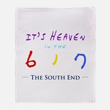 The South End Throw Blanket