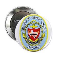 "USS Corpus Christi SSN 705 2.25"" Button"