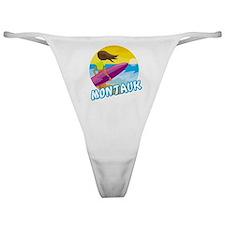 Surf Girl Montauk Classic Thong