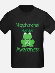 Mito Awareness Frog T-Shirt