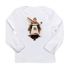 Scooter Diva Long Sleeve Infant T-Shirt