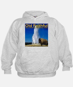 Old Faithful Yellowstone Nati Hoodie