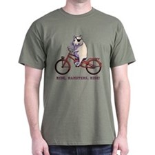 Ride, Hamsters, Ride! T-Shirt